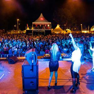 Festival show XL